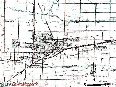Davis, California (CA) profile: population, maps, real