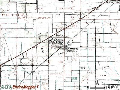 Dixon, California (CA 95620) profile: population, maps