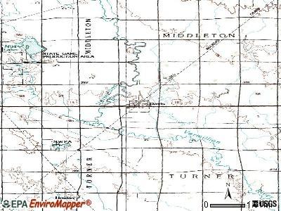 Davis, South Dakota (SD 57021) profile: population, maps