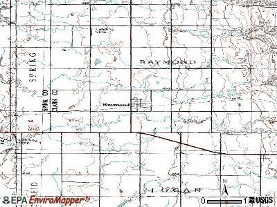 Raymond, South Dakota (SD 57258) profile: population, maps