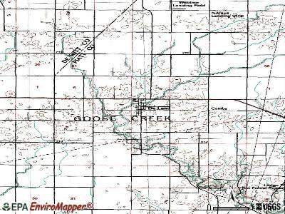 De Land, Illinois (IL 61839) profile: population, maps