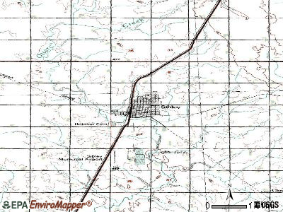 Sibley, Iowa (IA 51249) profile: population, maps, real