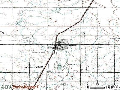 Sioux Rapids, Iowa (IA 50585) profile: population, maps