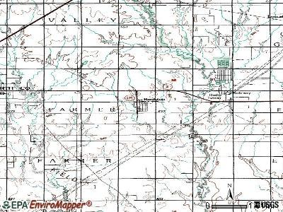 Bushton, Kansas (KS 67427) profile: population, maps, real