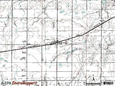 Ensign, Kansas (KS 67841) profile: population, maps, real