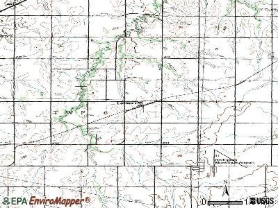 Latimer, Kansas (KS 67449) profile: population, maps, real
