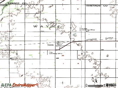 Lewis, Kansas (KS 67552) profile: population, maps, real