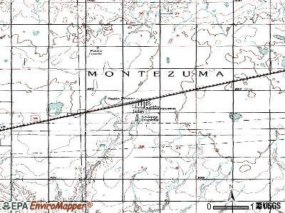 Montezuma, Kansas (KS 67867) profile: population, maps