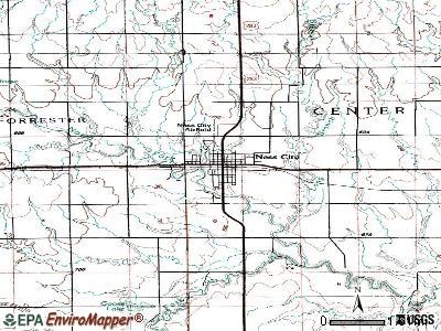 Ness City, Kansas (KS 67560) profile: population, maps