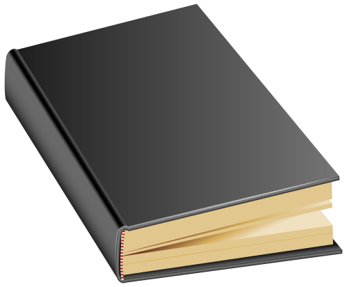 small resolution of black book png clipart