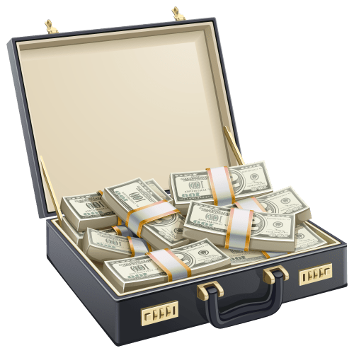 small resolution of dollar case png clipart