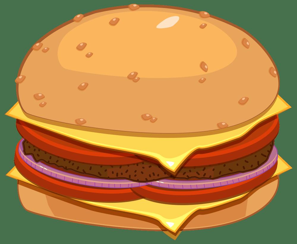 medium resolution of hamburger png clipart