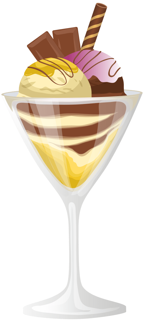 small resolution of ice cream sundae png clip art