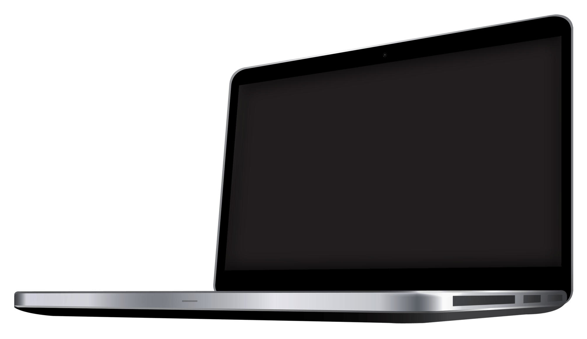 hight resolution of professional laptop png clipart