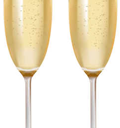 two glasses of champagne png clipart [ 2190 x 4000 Pixel ]