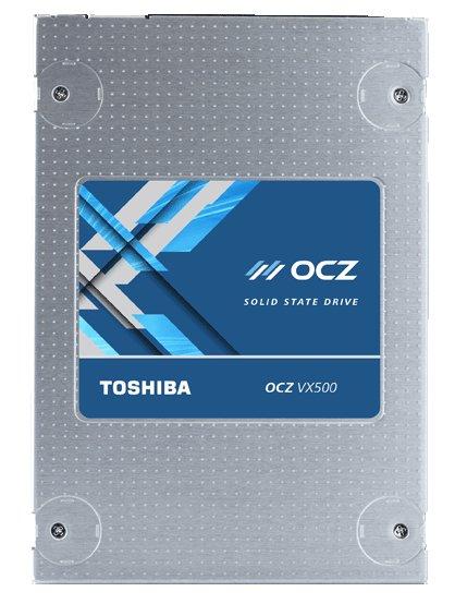 Toshiba OCZ VX500: Mainstream-SSD mit Technik der Q300 Pro - ComputerBase