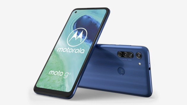 Motorola: the Moto, the G8 comes with a single camera of up to 200 Euros