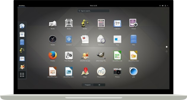 Gnome-3.36 needs to be more intuitive and easy-to-use