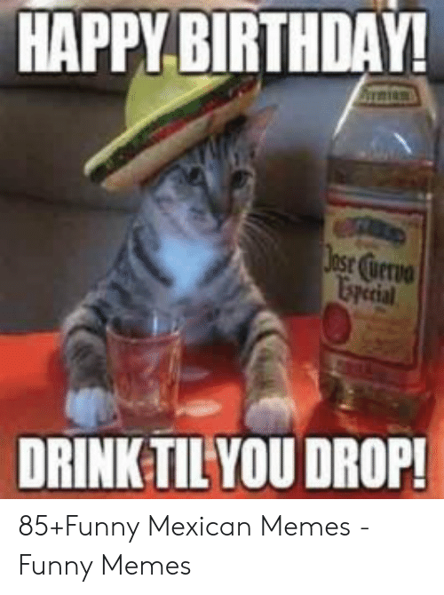 Birthday Drinking Meme : birthday, drinking, Birthday, Memes, Drinking, Factory