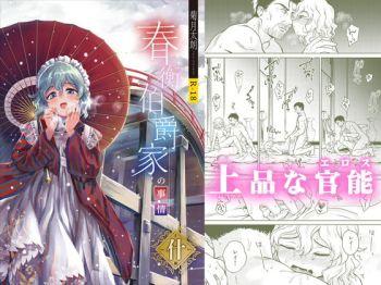 春衡伯爵家の事情 什(10)