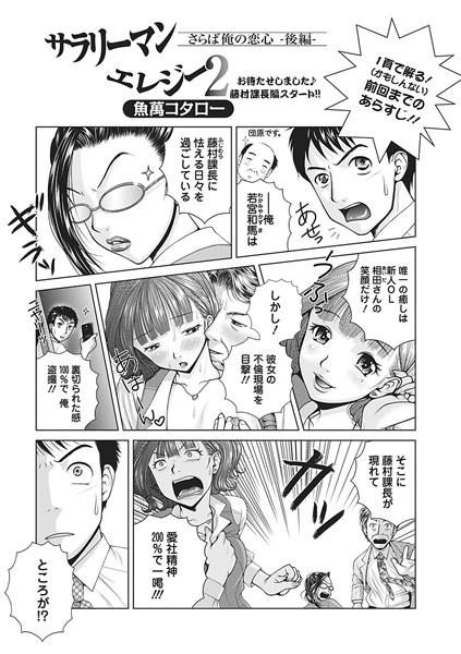 サラリーマンエレジー 2 さらば俺の恋心-後編-