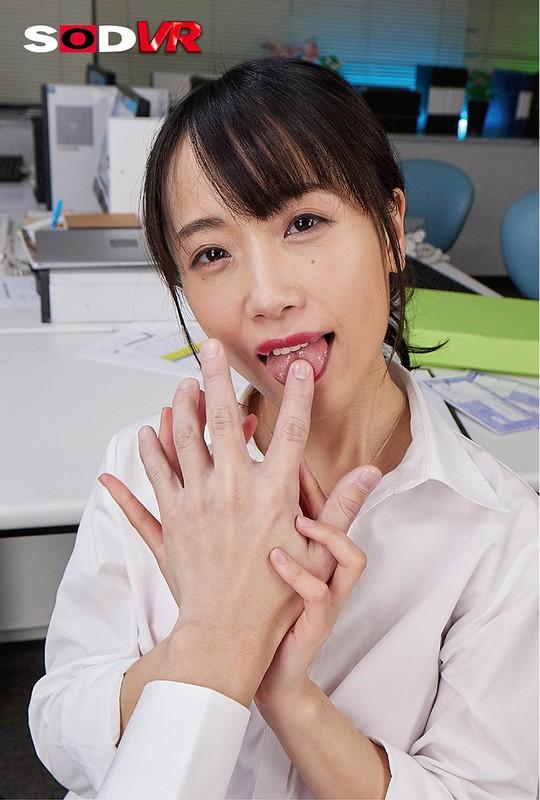 【VR】結婚間近で幸せ絶頂な僕を唇が狂わせる!キス魔の女上司からの舐め… のサンプル画像 10枚目