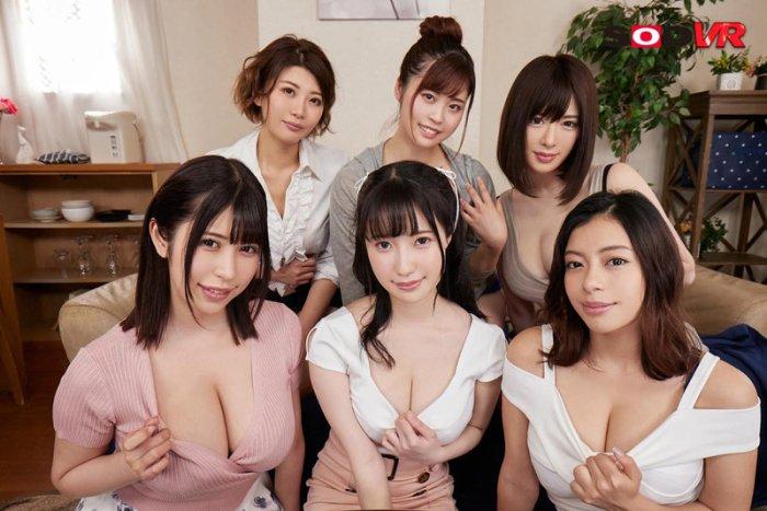 【VR】SODVR1000作品突破記念スペシャル第2弾!!朝田ひまり… のサンプル画像 7枚目