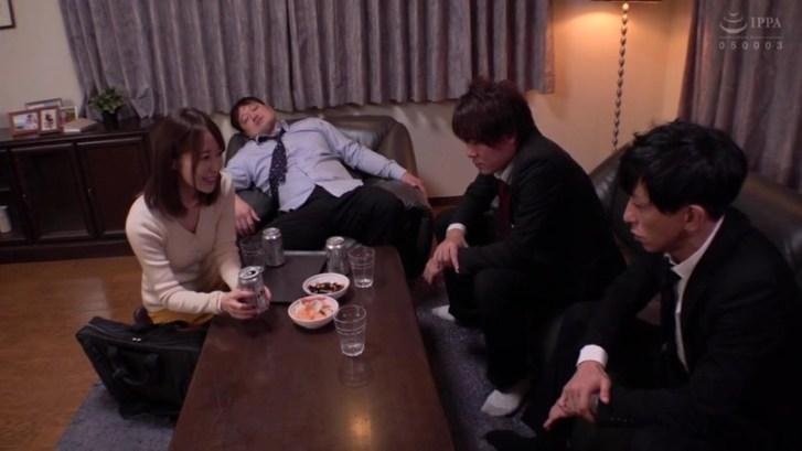 姦姦怨姦 逆怨みでレ●プされる無関係な妻と娘 篠田ゆう 永瀬ゆい1