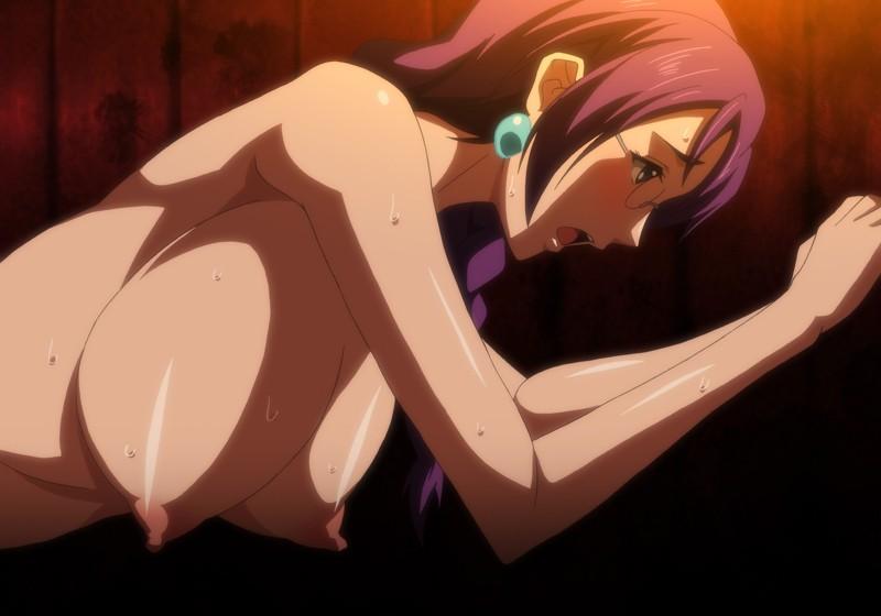 OVA 受胎島 #1 『どうしてアンタみたいなブサ男に種付けされなきゃいけないのよ!?』12