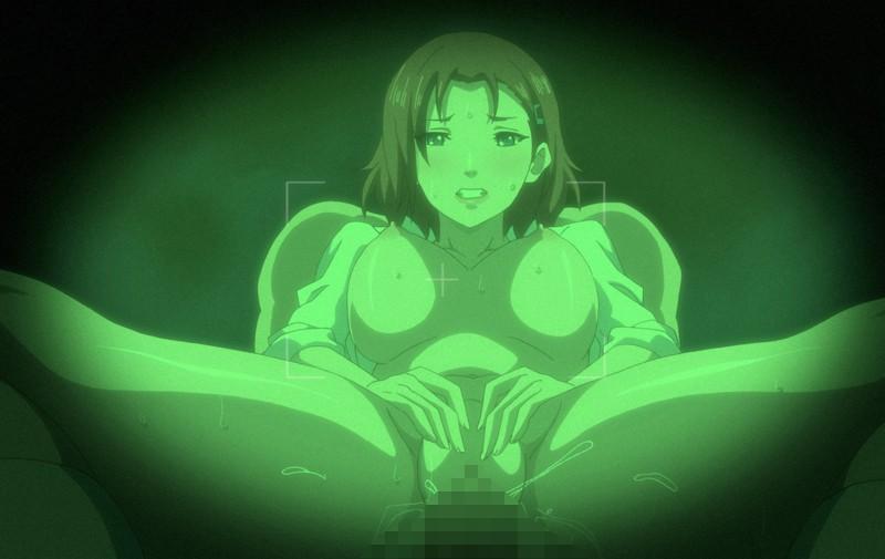 OVA 受胎島 #2 『ご主人様のぶっといお●んぽ…あたしのエロま●こにぶち込んで◆』10