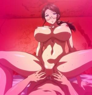 OVA巨乳大家族催●#1巨乳ぞろいの隣人妻 のサンプル画像 9枚目