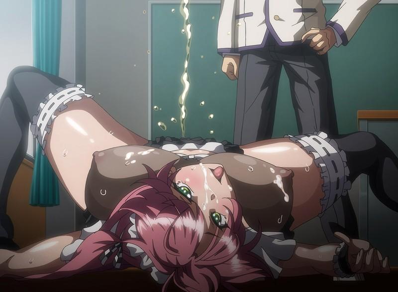 OVA屈辱 #2 セル版12