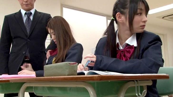 授業中にノーパンになってくれる従順な教え子5人と俺物語2