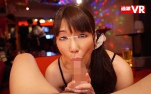 【VR】歌舞伎町A店全面協力!本物店舗で撮影した超リアルハプニングバー… のサンプル画像 10枚目