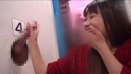 マジックミラー壁チ○ポ号2 シコってしゃぶって!彼女なら彼チン当ててみてゲーム 画像7