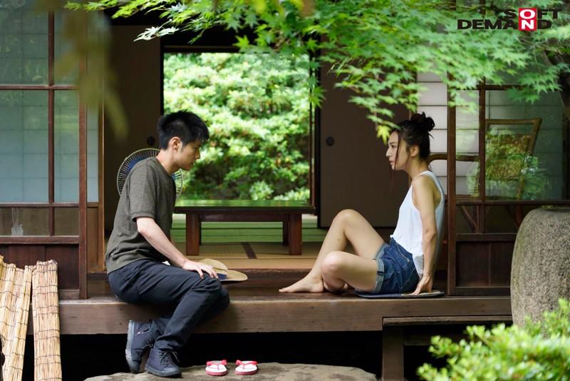 古川いおり 夏の田舎で童貞の僕は年上従姉の冗談を真に受け、中出しし続けた。 桃色かぞくVOL.18サンプルイメージ2枚目