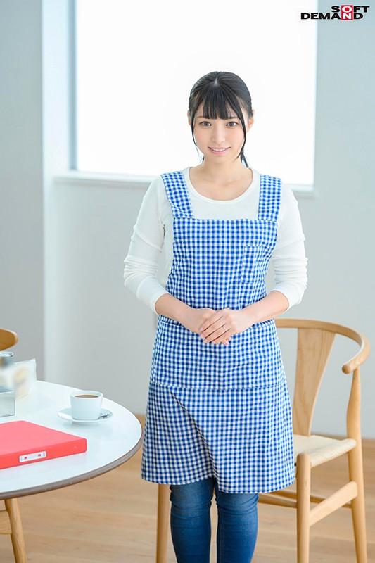 毎日元気いっぱいにお年寄りの世話をする美人ヘルパー 栗田みゆ 28歳 AV DEBUT2