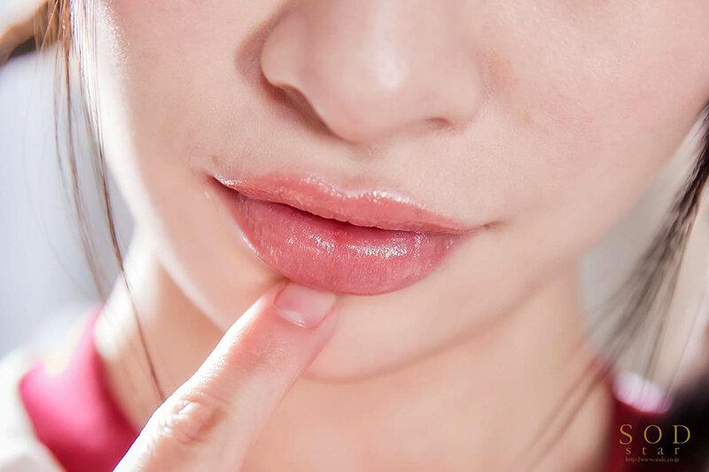 宮島めい ぷるっぷるの唇は腰が砕けるほど気持ちいい!喉奥フェラチオ大好きおしゃぶり係サンプルイメージ2枚目