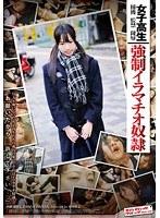 「陵辱!女子校生 捕獲 監禁 陵辱 強制イラマチオ奴隷」のサンプル動画