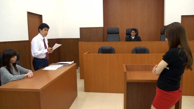 23aukg00232jp 1 - レズ裁判〜 CRAZY PSYCHO-LES 〜 あいかわ優衣 まりか