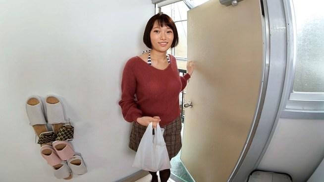 【VR】apartment Days!安西茉莉 act2