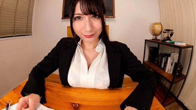 【VR】Stop! Look! Listen! Nami Sasha サーシャ菜美