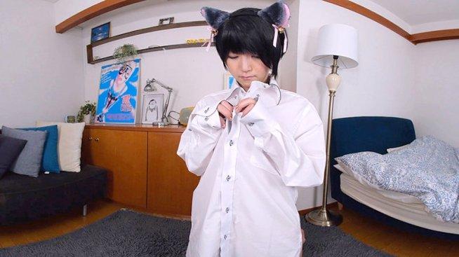 【VR】Fiore 霧宮てんがぼくの飼い猫だったら