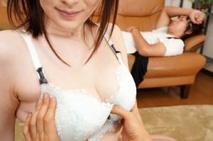 【VR】夫の目の前で他人にカラダを求めるHカップ超美人妻と濃厚不倫。… のサンプル画像 15枚目