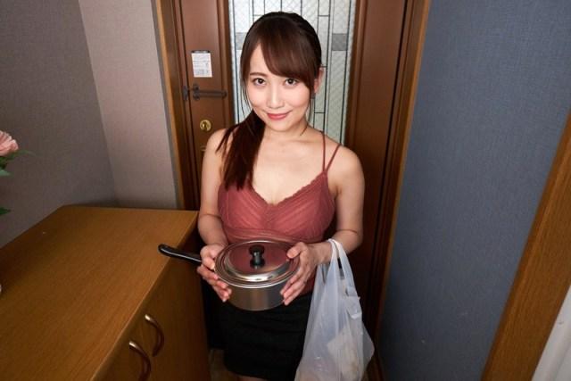 【VR】天井特化アングルVR〜隣の奥様〜 倉多まお7