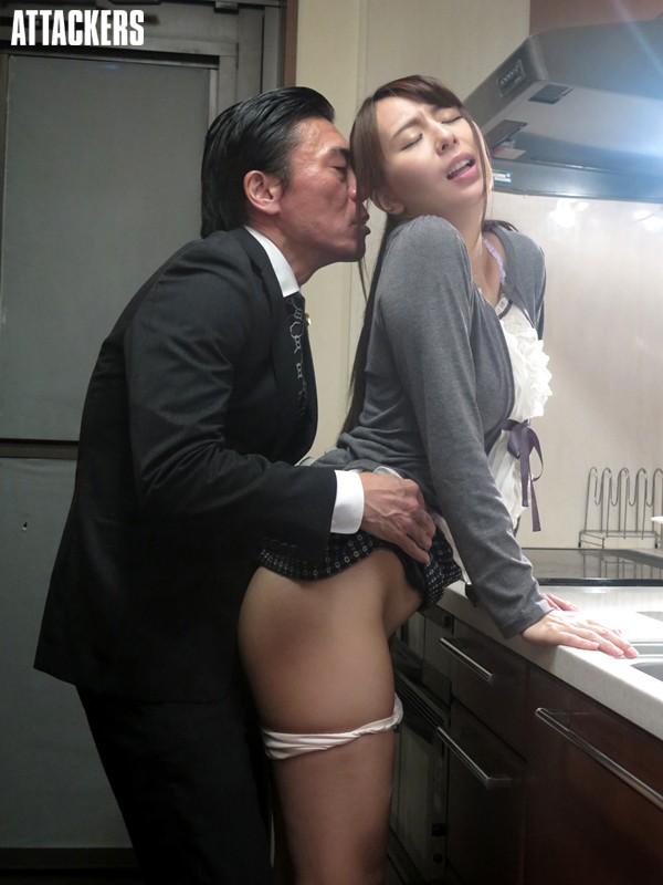 あなた、許して…。騙された人妻希崎ジェシカ のサンプル画像 8枚目