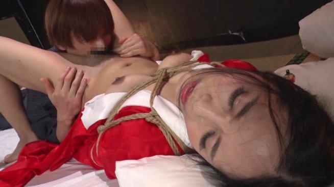 日本刑罰史講座 実践捕縛術の罠 赤木紗耶