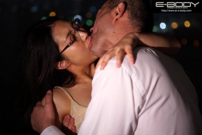 ねっとり濃厚な接吻と発情ベロキス性交 佐倉ねね8