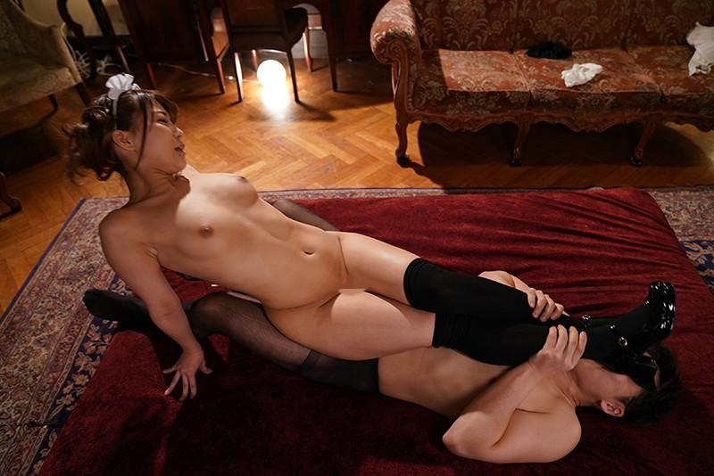 高美はるか ご主人様は私のペット-メイドの尻にしかれて-サンプルイメージ14枚目