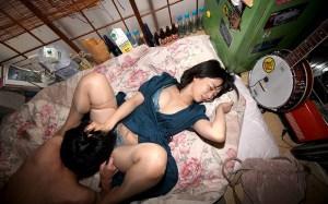 【真四畳半】生徒の母親が2人目を出産してから母性が溢れてしまった件【… のサンプル画像 1枚目